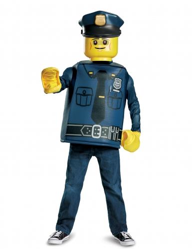 Lego® politie kostuum voor kinderen