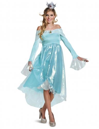 Super Mario™ Rosalina luxe kostuum voor volwassenen