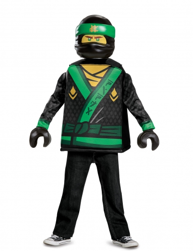 Lloyd Ninjago™ Lego® kostuum voor kinderen
