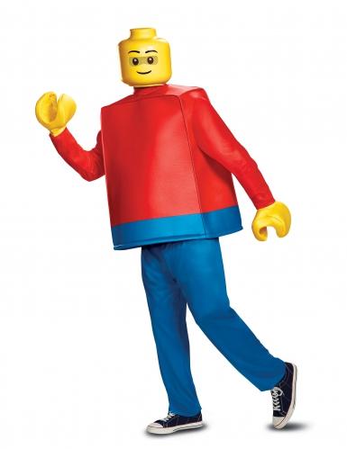 Luxe Lego® figuurtje kostuum voor volwassenen