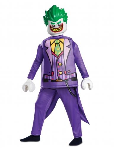 Luxe Lego® Joker kostuum voor kinderen
