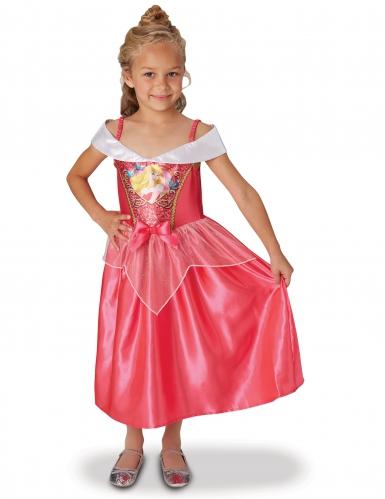 Klassiek Aurora™ kostuum voor meisjes