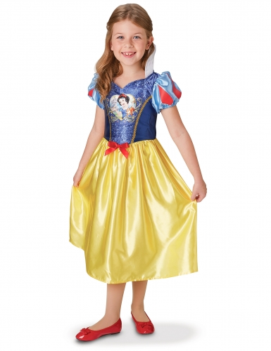 Klassiek Sneeuwwitje™ kostuum voor meisjes