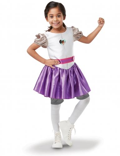 Klassiek Nella de Ridderprinses™ kostuum voor meisjes