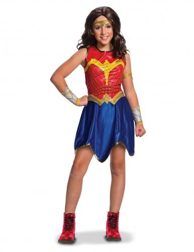 Klassiek Wonder Woman Justice League™ kinderkostuum