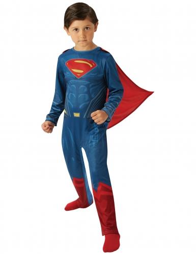 Klassiek Superman Justice League™ kostuum voor jongens-1