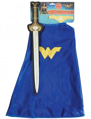 Wonder Woman™ accessoire set voor meisjes