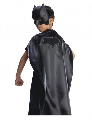 Omkeerbare cape Batman™ en Superman™ voor kinderen-1