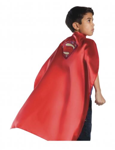 Omkeerbare cape Batman™ en Superman™ voor kinderen-2