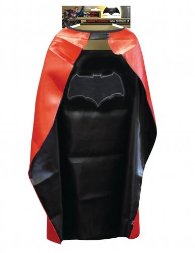 Omkeerbare cape Batman™ en Superman™ voor kinderen-3