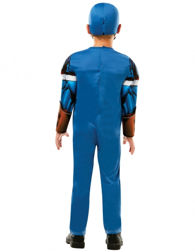 Luxe Captain America™ animatieserie pak voor jongens-1