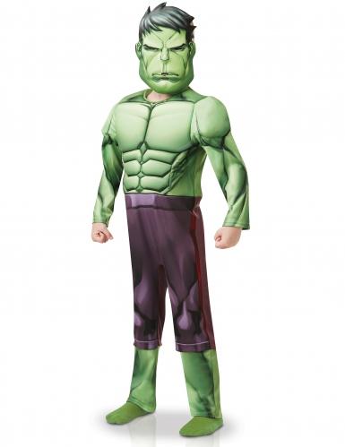 Luxe Hulk™ animatieserie kostuum voor jongens