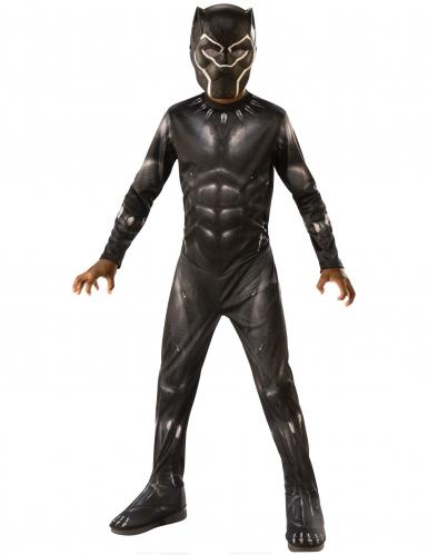 Klassiek Black Panther Infinity War™ jongens kostuum