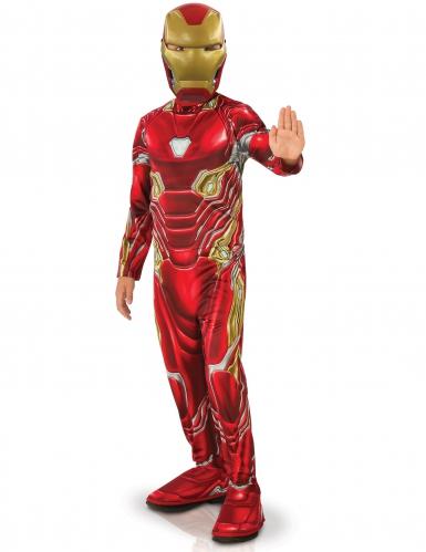 Iron Man Infinity War™ kostuum voor jongens