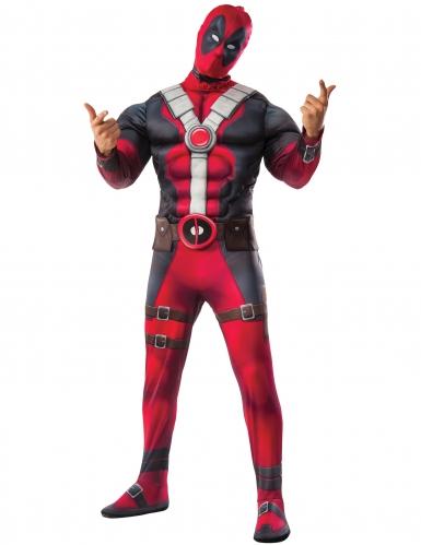 Luxe Deadpool 2™ kostuum voor volwassenen
