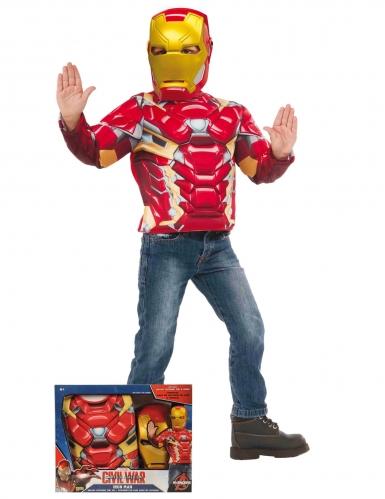 Iron Man™ kostuum voor jongens