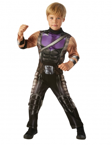 Hawkeye Avengers™ luxe kostuum voor jongens