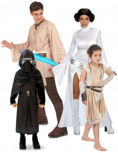 Familie kostuum Star Wars™