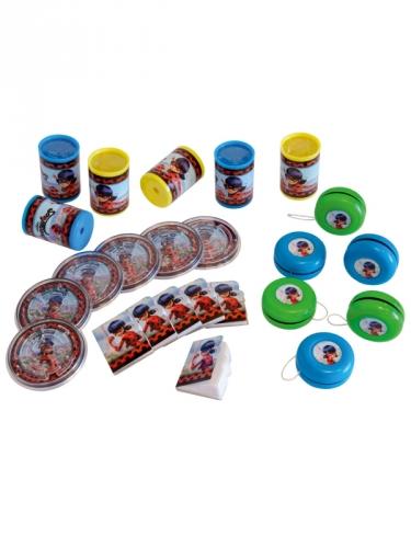 Set van 24 Ladybug™ cadeautjes
