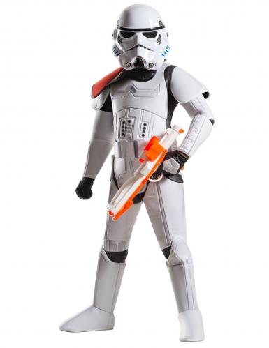 Super deluxe Stormtrooper™ Star Wars™ kostuum voor kinderen