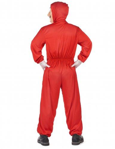 Rood overvaller pak voor volwassenen-2
