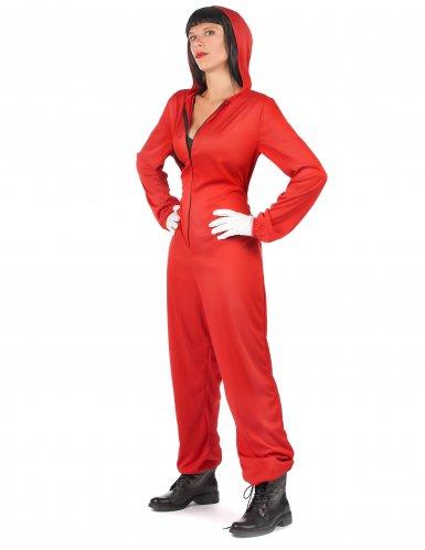 Rood overvaller pak voor volwassenen-4