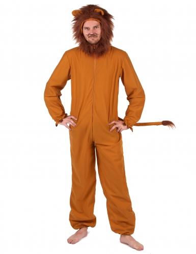Leeuw outfit voor mannen