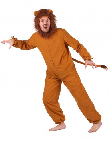 Leeuw outfit voor mannen-1