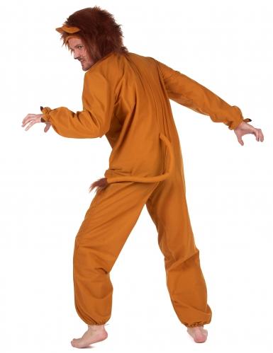 Leeuw outfit voor mannen-2