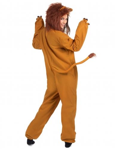 Leeuwen outfit voor vrouwen-2
