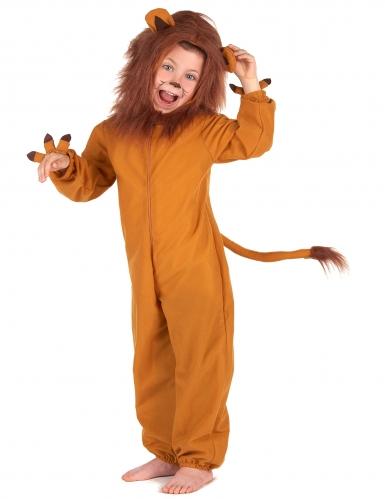 Origineel leeuw kostuum voor kinderen-1