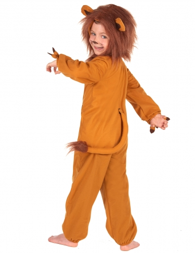 Origineel leeuw kostuum voor kinderen-2