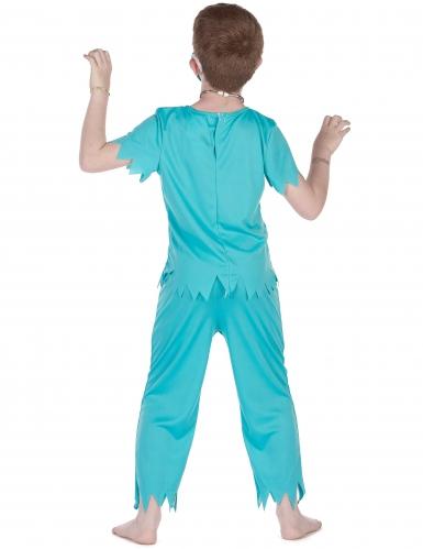 Zombie dokter outfit voor jongens-2