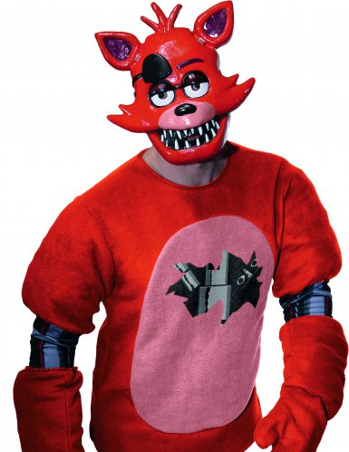 Foxy™ masker Five Nights at Freddy's™