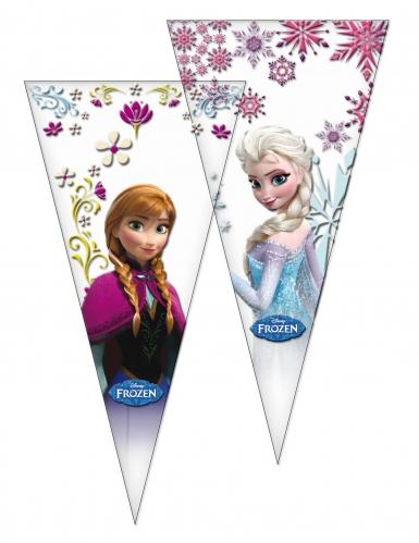 6 Frozen™ snoepzakjes