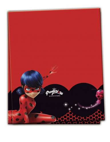 Plastic rood Ladybug™ tafelkleed