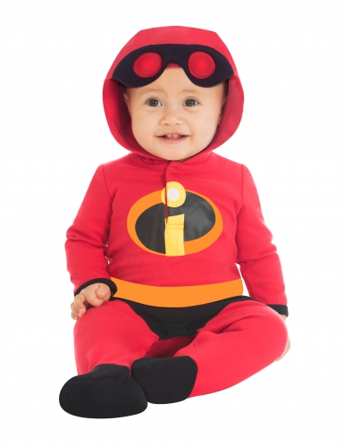 The Incredibles™ Jack Jack kostuum voor baby's
