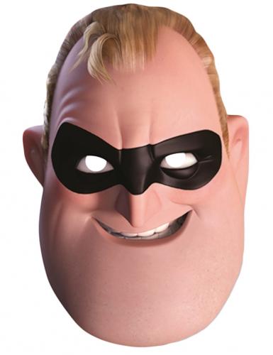 Kartonnen Mr. Indestructible™ masker voor volwassenen