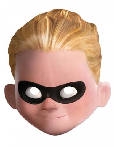 Kartonnen masker Dash The Incredibles™ volwassenen