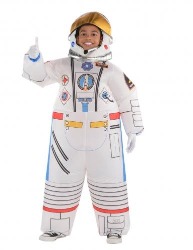 Opblaasbaar astronauten pak voor kinderen