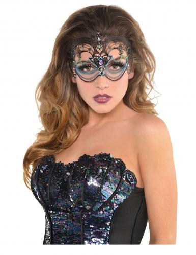 Zeemeermin masker voor vrouwen
