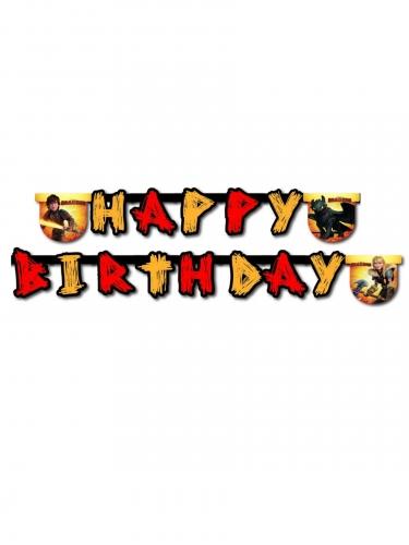 How to Train Your Dragon™ verjaardagsslinger