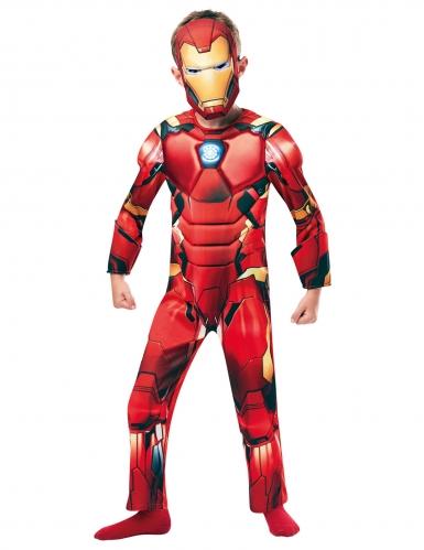Luxe Iron Man™ outfit voor kinderen-1