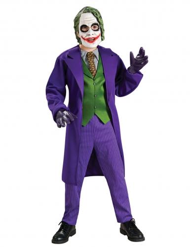 Deluxe Joker The Dark Knight™ kostuum voor kinderen