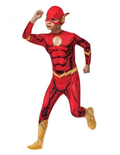 Klassiek Flash™ kostuum voor jongens