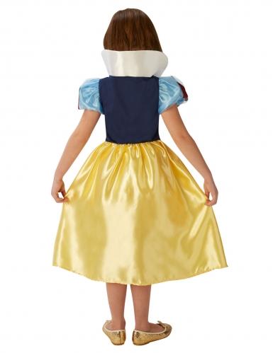 Sneeuwwitje™ kostuum met kroon voor meisjes-1