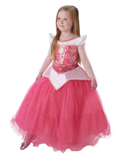 Premium Aurora™ kostuum voor meisjes