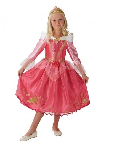Prinses Aurora™ kostuum met kroon voor meisjes-1