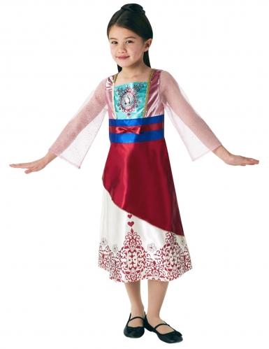 Prinses Mulan™ kostuum voor meisjes