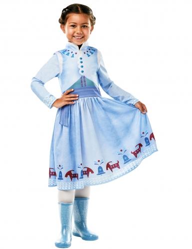 Olaf's Frozen Avontuur™ Anna kostuum voor meisjes